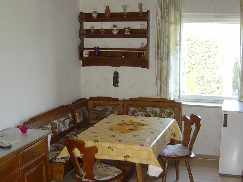 Ferien am ammersee wohnung 1 erdgeschoss fotos for Küche sitzecke